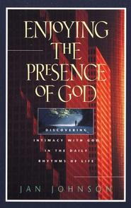 enjoying the presence of God