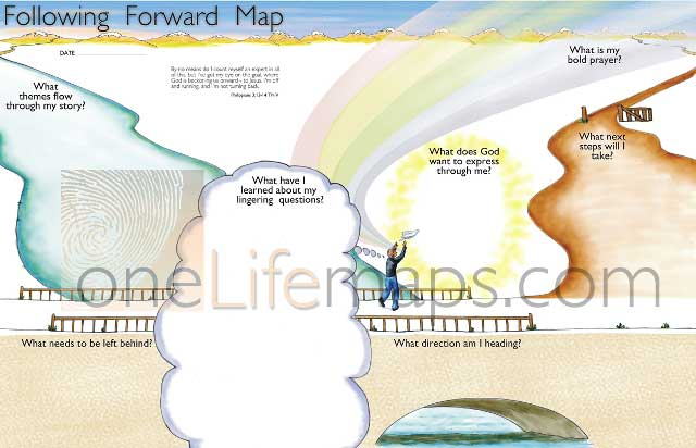 Listen to My Life - Christian Life Mapping on