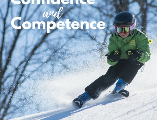 Confidence and Competence