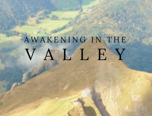 Awakening in the Valley