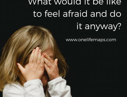 Feeling Fearful?