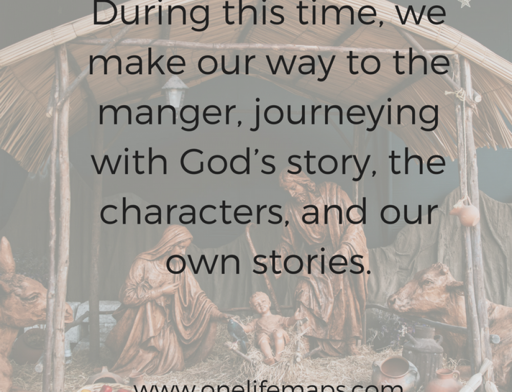 The Journey to the Manger