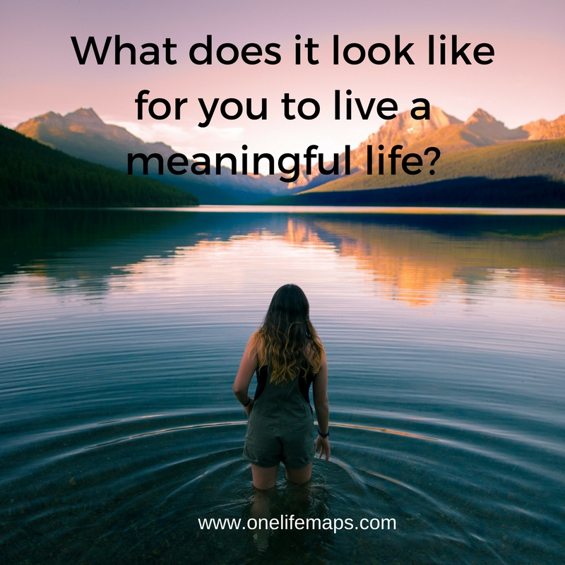 To Be - How to find the meaning of your life